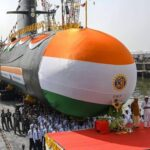 Indian Submarine Vela