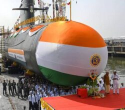 Indian Submarine Vela