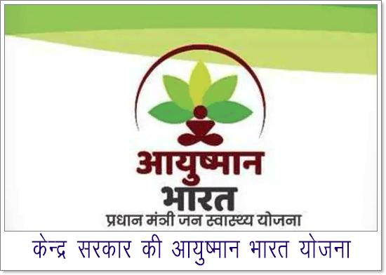 आयुष्मान भारत योजना in Hindi PDF Download