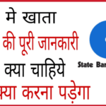 Online Bank Account Kaise Khole