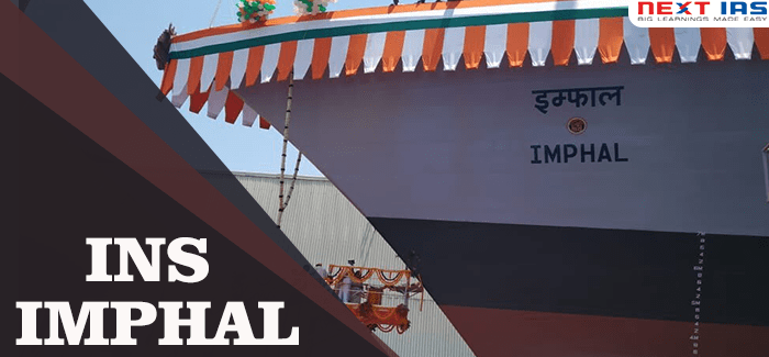 INS Imphal Project 15B