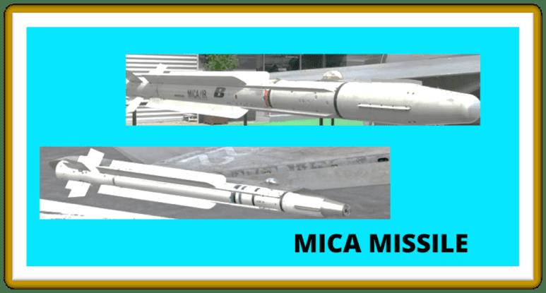 Mica Missile System