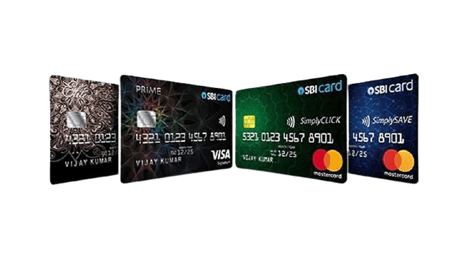 Types Of SBI Credit Card