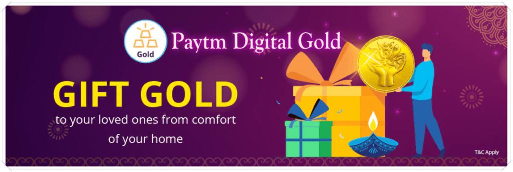 Paytm Digital Gold Se Paise Kaise Kamaye