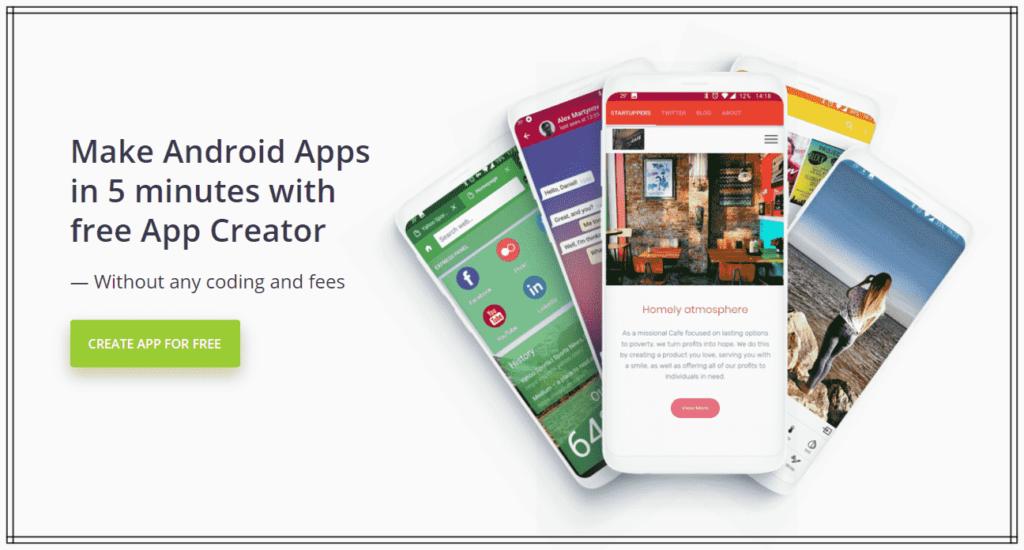 5 मिनट्स मैं Android App Kaise Banate Hai सीखे
