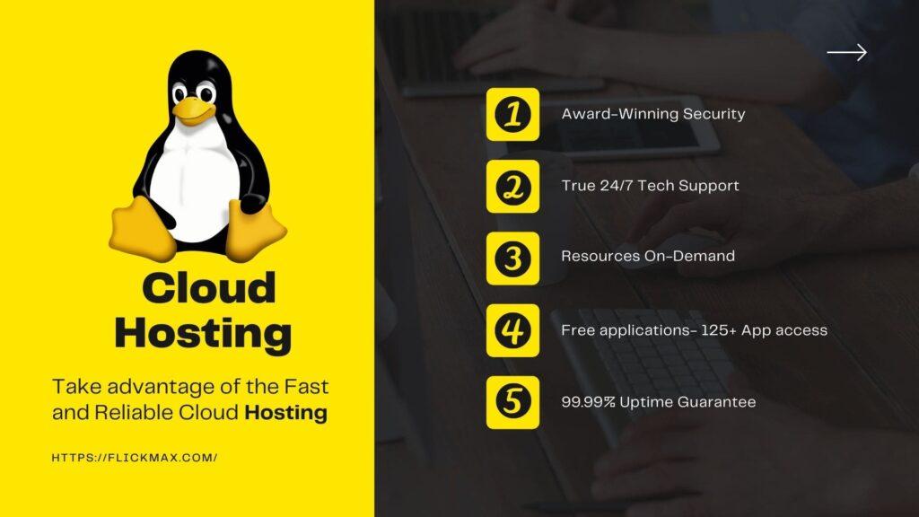 FlickMax Cloud Hosting