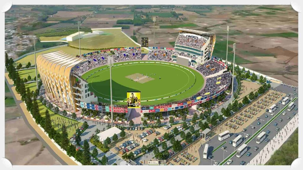 Gwalior Jila Cricket Stadium